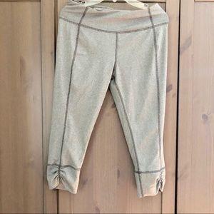 Danskin Grey Crop Leggings